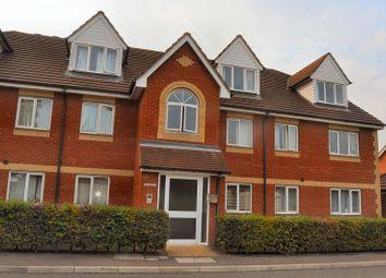 Thumbnail 2 bedroom flat to rent in Peterhouse Close, Mayors Walk, Peterborough