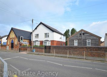 Thumbnail 4 bed detached house for sale in Brunswick Road, Buckley