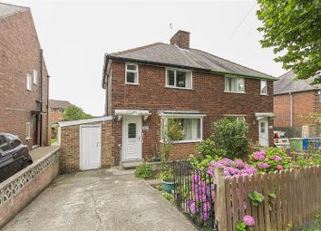 Thumbnail 2 bed semi-detached house for sale in Hunloke Avenue, Walton, Chesterfield