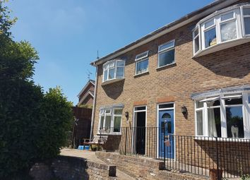 Thumbnail 2 bed semi-detached house to rent in St. Michaels Road, Aldershot
