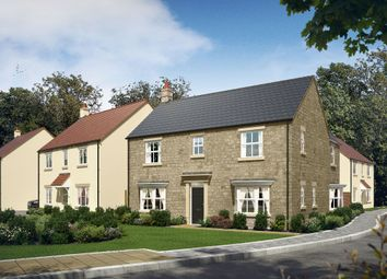 "Thumbnail 4 bedroom detached house for sale in ""The Spinney"" at Perth Road, Bicester"
