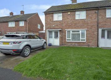 Thumbnail 2 bedroom end terrace house for sale in Baslow Close, Long Eaton, Nottingham