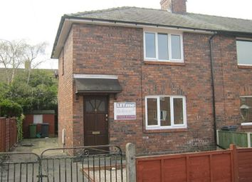 Thumbnail 2 bed semi-detached house to rent in Bower Street, Carlisle, Cumbria