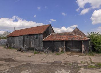 Thumbnail 1 bed barn conversion for sale in Kirstead Green, Norwich