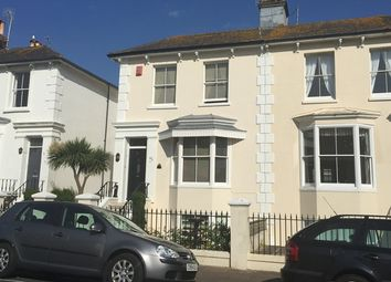 Thumbnail 1 bed flat to rent in Osborne Villas, Hove, East Sussex.