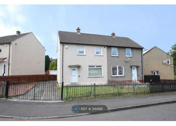 Thumbnail 2 bed semi-detached house to rent in Howgate Road, Hamilton
