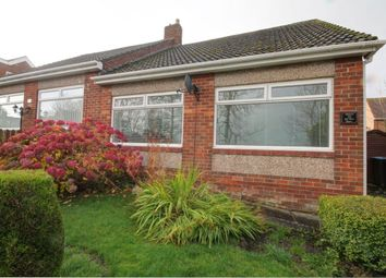 Thumbnail 2 bed bungalow for sale in The Rise, Castleside, Consett