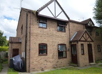 Thumbnail 1 bed semi-detached house to rent in Queen Margaret Avenue, Byram, Knottingley. West Yorkshire