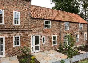 Thumbnail 1 bedroom barn conversion for sale in Thorpe Cottage, Beech Court, Cliffe, Selby