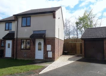 Thumbnail 2 bed semi-detached house to rent in Barton Walk, Frome