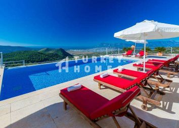 Thumbnail 4 bed bungalow for sale in Kalkan, Antalya, Turkey