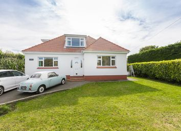 Thumbnail 5 bed detached bungalow for sale in Calais Lane, St. Martin, Guernsey