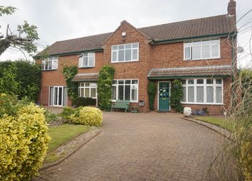 Thumbnail 9 bed detached house for sale in Farthing Lane, Curdworth, Sutton Coldfield