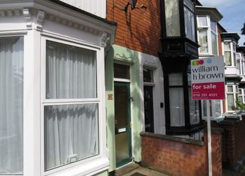 Thumbnail 3 bed terraced house for sale in Cambridge Street, Westcotes, Leicester