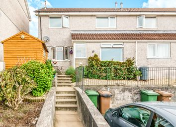 Thumbnail 2 bed maisonette for sale in Elford Crescent, Plympton, Plymouth