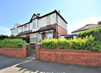 Thumbnail 3 bed semi-detached house for sale in Letchworth Drive, Chorley, Preston, Lancashire