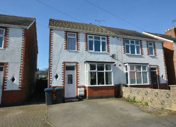 Thumbnail 3 bedroom semi-detached house for sale in Forest Road, Hinckley
