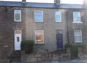 Thumbnail 2 bedroom terraced house to rent in Overthorpe Road, Thornhill, Dewsbury