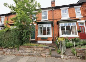 Thumbnail 3 bed terraced house for sale in Beaumont Road, Bournville
