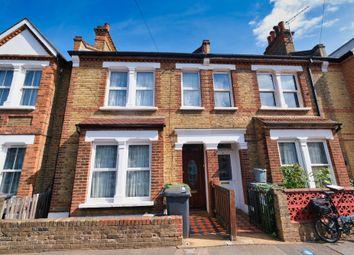Wearside Road, London SE13. 3 bed terraced house