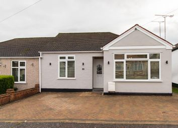 Thumbnail 2 bed semi-detached bungalow for sale in Leighfields Road, Eastwood