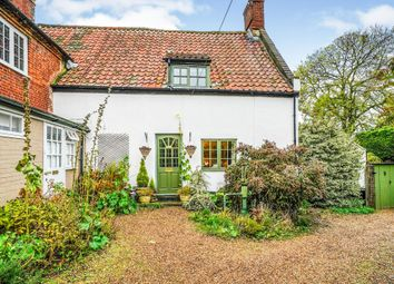 Thumbnail 3 bed cottage for sale in The Street, Ringland, Norwich