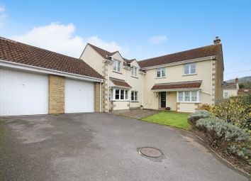 Thumbnail 5 bedroom property for sale in Mendip Lea Close, Draycott, Cheddar