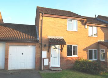 Thumbnail 2 bed end terrace house for sale in Pippin Close, Peasedown St John, Bath
