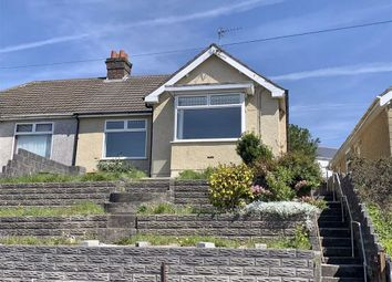 Thumbnail 2 bedroom semi-detached bungalow for sale in Teilo Crescent, Mayhill, Swansea