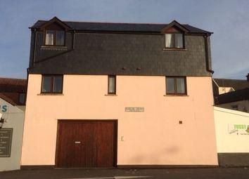 Thumbnail 1 bed flat to rent in Bear Street, Barnstaple