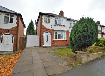 Thumbnail 1 bed semi-detached house for sale in Welford Road, Leicester
