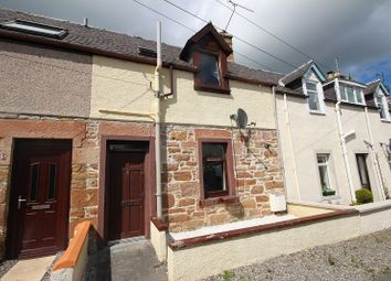 Thumbnail 2 bed terraced house for sale in 4 Ussie Place, Dingwall