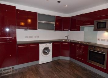 Thumbnail 1 bed flat for sale in Barnfield House, 1 Salford Approach, Manchester