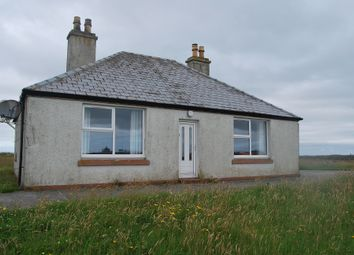 Thumbnail 3 bed detached bungalow for sale in 17 Griminish, Isle Of Benbecula