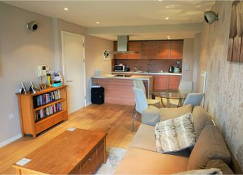 Thumbnail 1 bed flat to rent in 2 Chester Road, Manchester