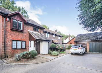 Thumbnail 3 bed detached house for sale in Strawberry Fields, Swanley, Kent