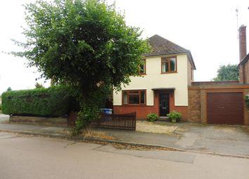 Thumbnail 3 bed detached house for sale in Dunkirk Avenue, Desborough, Kettering