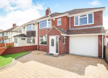 Thumbnail 4 bed semi-detached house for sale in Maytree Avenue, Headley Park