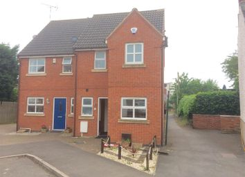 Thumbnail 2 bed semi-detached house to rent in Cygnet Close, Sileby, Loughborough