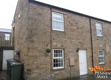 Thumbnail 1 bed flat for sale in Crown Court, Haltwhistle, Northumberland