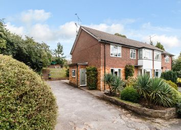 Thumbnail 2 bed flat for sale in Burnt Hill Road, Wrecclesham, Farnham