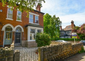 Thumbnail 5 bed semi-detached house for sale in Ebers Road, Mapperley Park