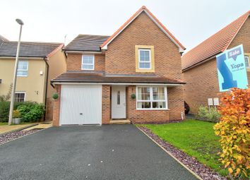 Thumbnail 4 bed detached house for sale in Halliwell Court, Elworth, Sandbach