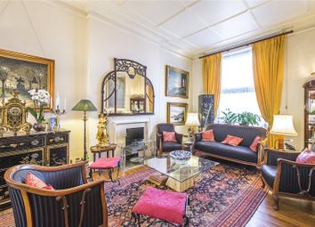 Thumbnail 4 bedroom flat for sale in Sussex Gardens, Hyde Park Estate, London