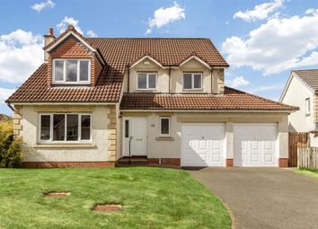 Thumbnail 5 bed property for sale in Rothes Drive, Murieston, Livingston