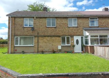 Thumbnail 3 bed terraced house to rent in West View, Pegswood, Morpeth