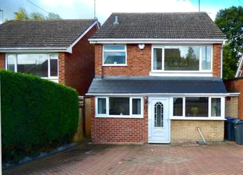 Thumbnail 3 bed detached house for sale in Copperbeech Close, Harborne, Birmingham