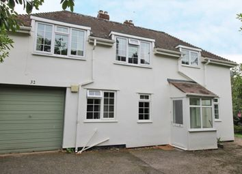 Thumbnail 3 bedroom link-detached house to rent in Matford Avenue, St. Leonards, Exeter