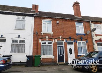 Thumbnail 2 bed terraced house to rent in Clement Road, Halesowen