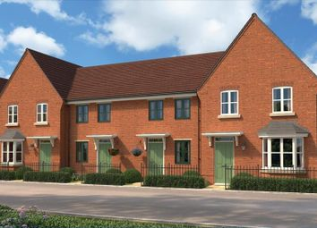 Thumbnail 2 bed town house for sale in Wedgwood Drive, Barlaston, Stoke-On-Trent